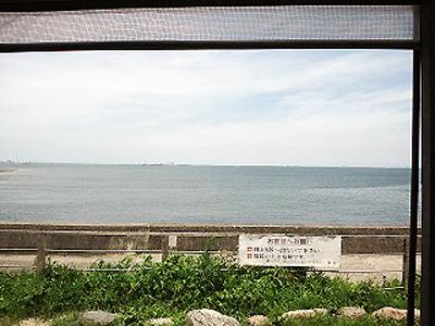 三河湾の絶景