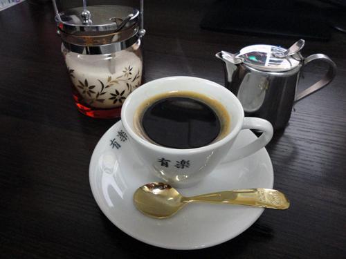 コーヒータイム!