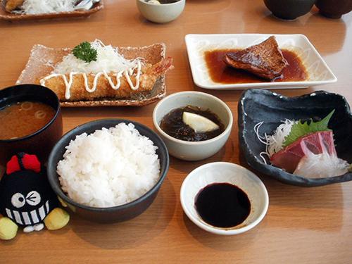 波コース2100円