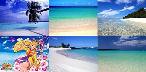 夏といえば海!