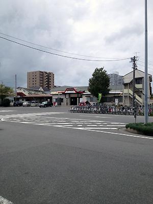 JR半田駅かな?