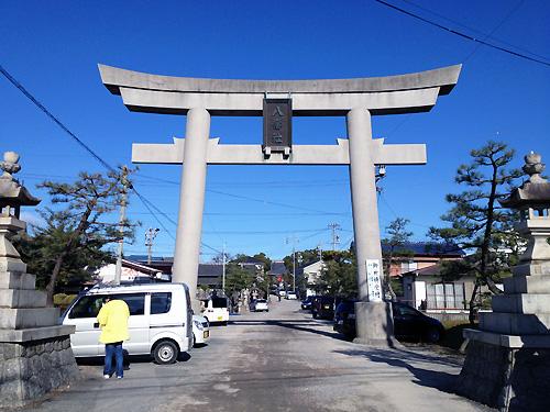 乙川八幡社