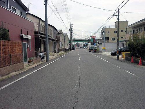 旧東海道①