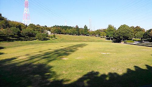 芝生広場☆