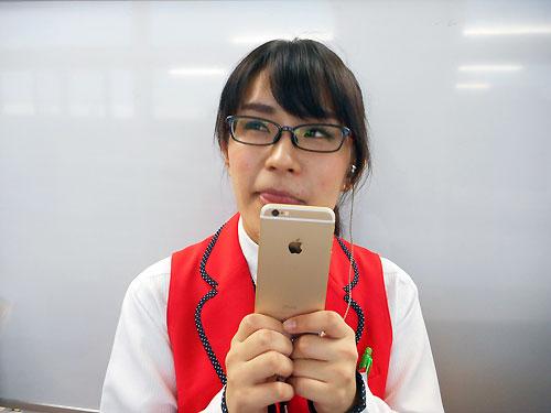 梅原&携帯
