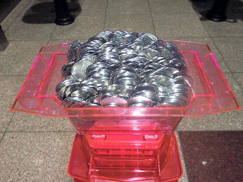 新コイン箱2(コイン入り)
