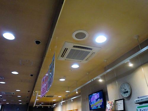 店内LED電球3
