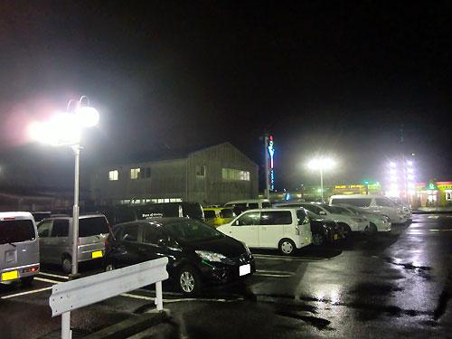 駐車場電灯LED2