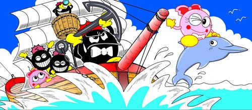帆船ノスタルジア号♪