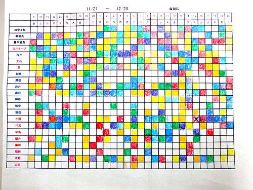 虹を架ける為の表