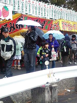 長草天神社どぶろく祭り