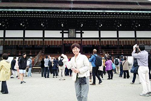 京都御所~紫宸殿~