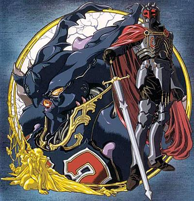 黒騎士&ズワース