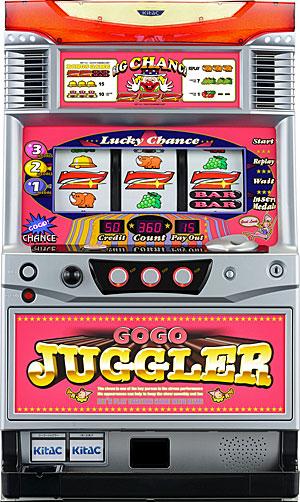 新台:GOGOジャグラー