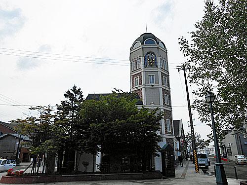 小樽の建物