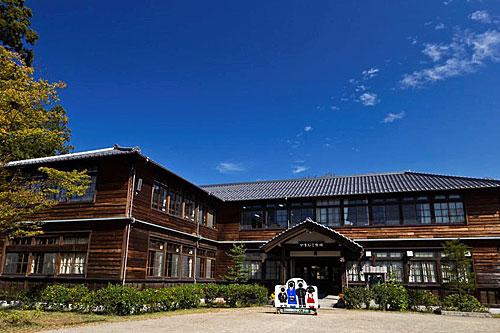 昭和村・やまびこ学校