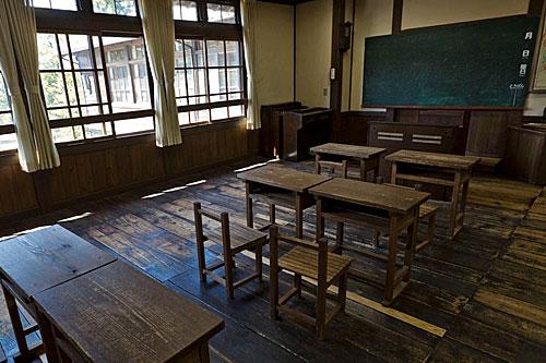 小学校の教室