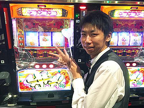 2015年上半期スロット人気ランキングin砂川店