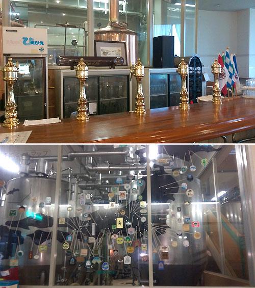 ビール醸造施設
