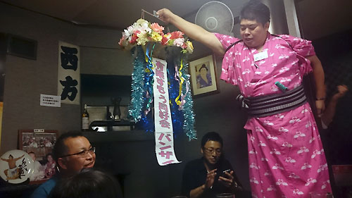 第3回大相撲名古屋場所観戦ツアー
