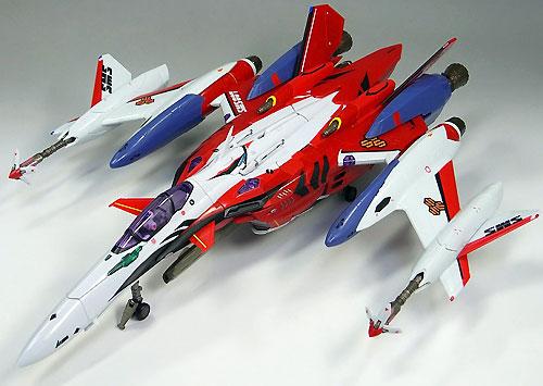 マクロスFより「YF-29デュランダル」