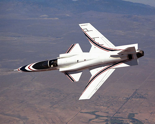 米軍実験機X-29