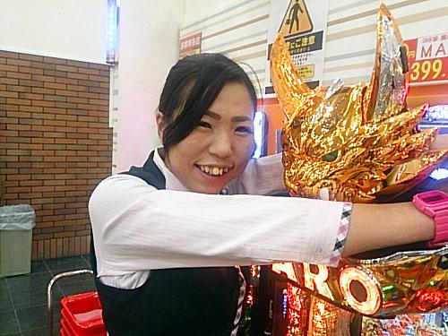 CR牙狼(ガロ)魔戒ノ花!ついに・・・