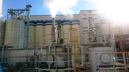 『知多蒸留所』工場見学