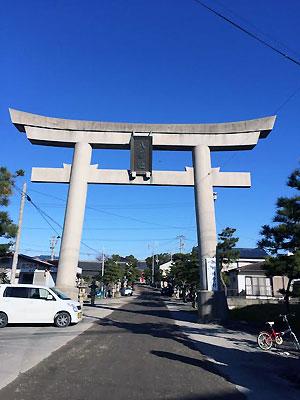 乙川八幡社♪