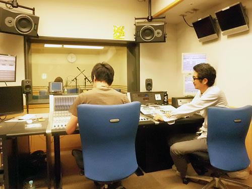 ラジオブース1