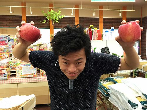 りんごWITHたかふみ