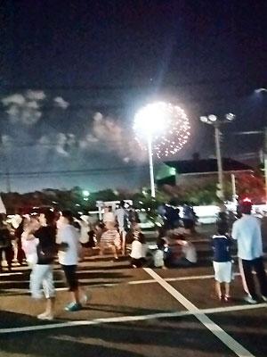 衣浦の花火大会