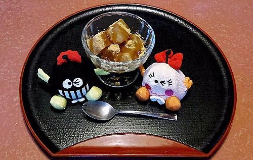 わらびもち~黒蜜Ver.