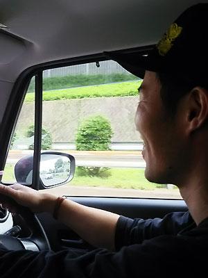 山元ドライバー