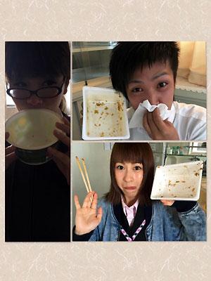 景品のカップ麺食べ比べてみました