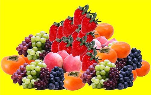 果物盛り合わせ2