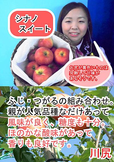 シナノスイート(川尻さん)