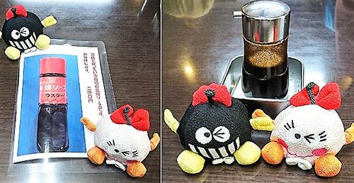 長崎の金蝶ソース