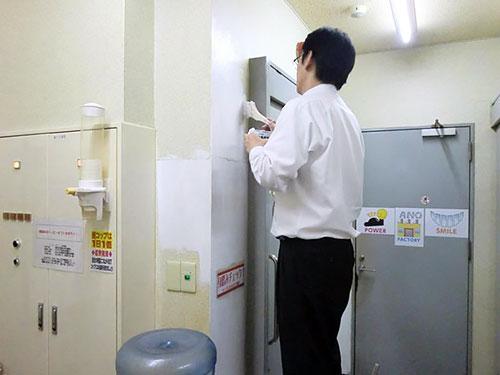 ぼくらのクリーン大作戦~食堂編~