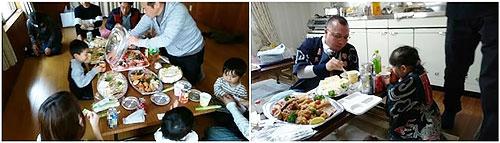 子供達もたくさん食べて満足♪
