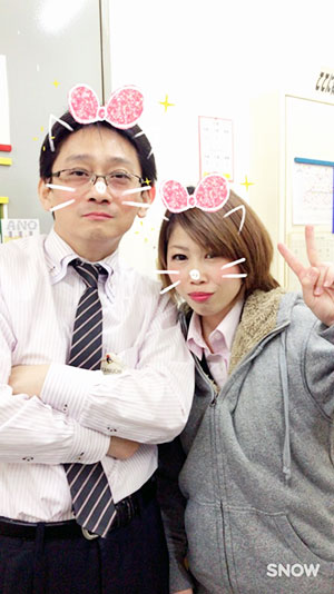 ぼくらの女性スタッフ直撃インタビュー!~木村さん編
