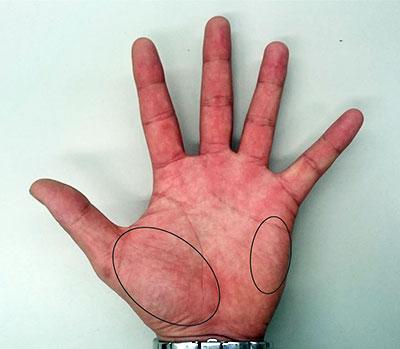 藤平班長の手