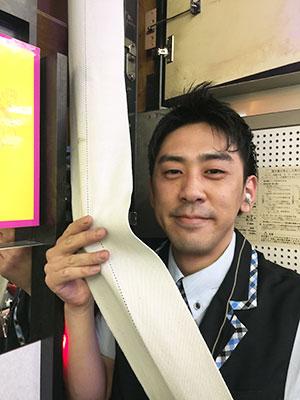 梅雨到来~共和店メガネーズの奮闘記~