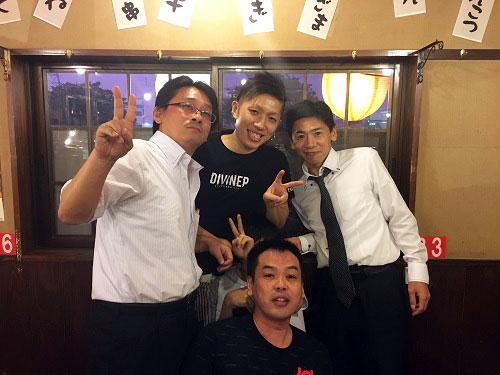 大東店は俺たちに任せろ!!