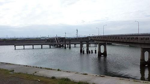 平坂入江寺津橋