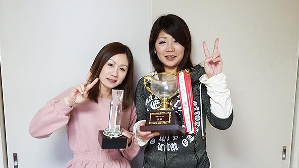 総合優勝おめでとう