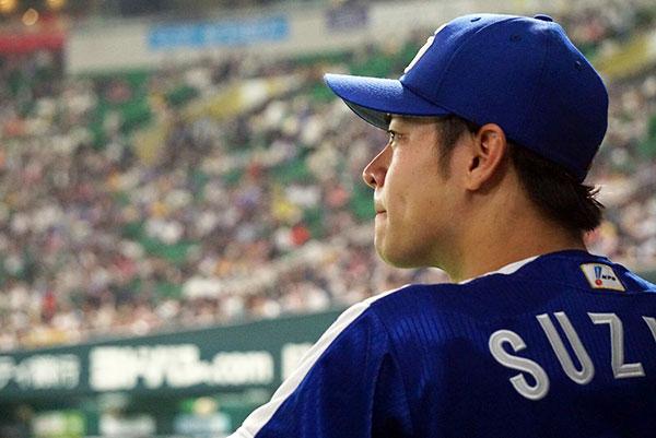鈴木翔太選手