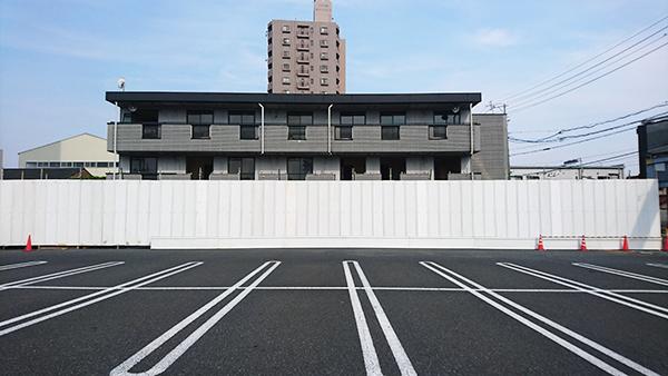 新田店の寮
