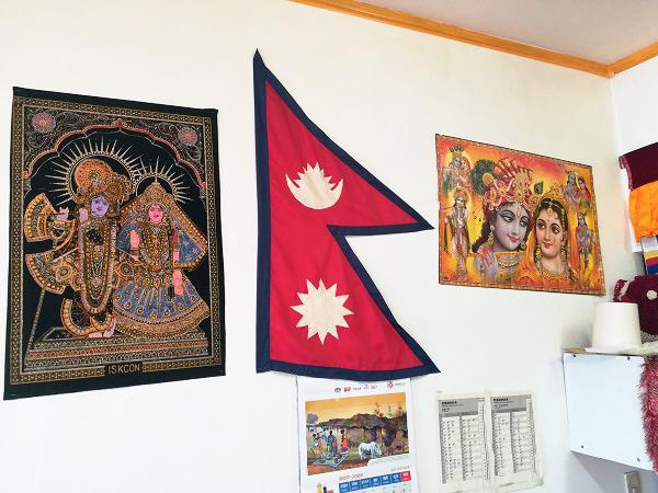 ネパール愛