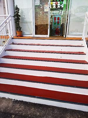 階段は完成!